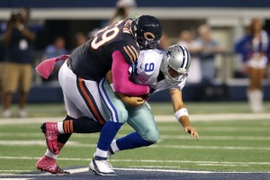 Chicago Bears v Dallas Cowboys