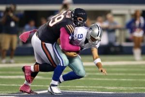 Chicago Bears v Dallas Cowboys